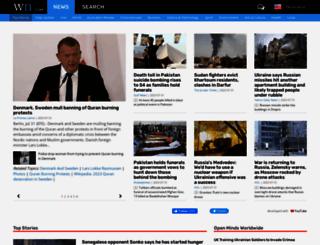 article.wn.com screenshot