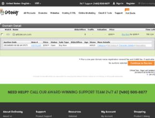 articlecon.com screenshot