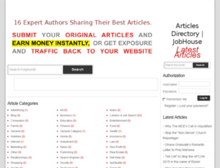 articles.jobhouse.org screenshot