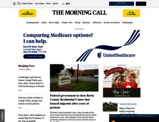 articles.mcall.com screenshot