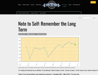 articles.reactivetrainingsystems.com screenshot