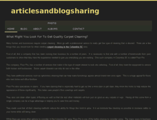 articlesandblogsharing.webs.com screenshot