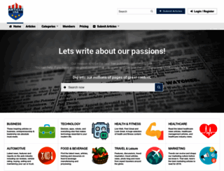 articleusa.com screenshot