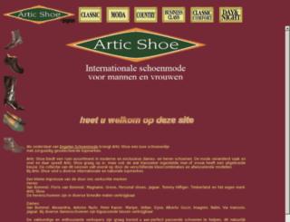 articshoe.nl screenshot