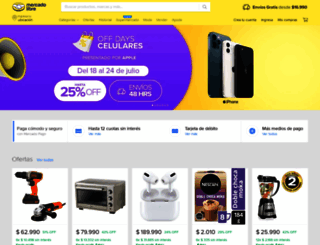 articulo.mercadolibre.cl screenshot