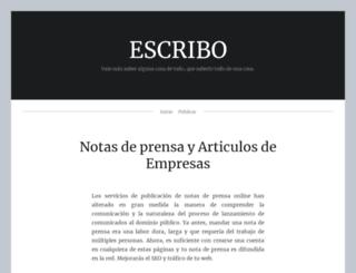 articulos.hol.es screenshot