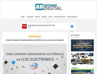 artilhariadigital.com screenshot