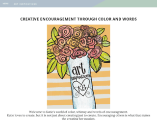 artinspirations.com screenshot
