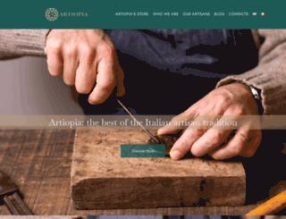 artiopia.com screenshot
