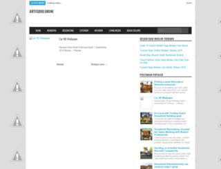 artisdulukini.blogspot.com screenshot