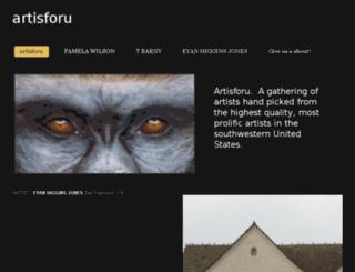 artisforu.com screenshot