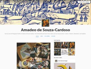 artist-cardoso.tumblr.com screenshot