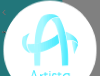 artista-apps.com screenshot