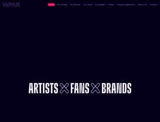 artistarena.com screenshot