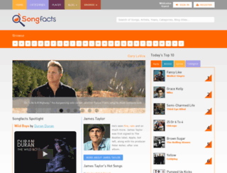 artistfacts.com screenshot
