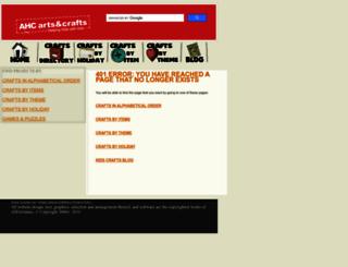 artisthelpingchildren.org screenshot