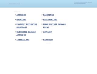 artistunites.co.uk screenshot