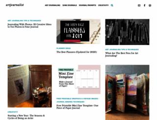 artjournalist.com screenshot