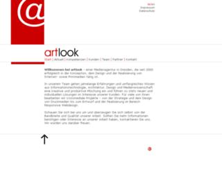artlook-dd.de screenshot