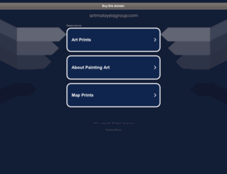 artmalaysiagroup.com screenshot