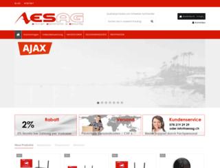 artmar-security.ch screenshot