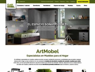 artmobel.com screenshot