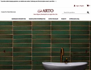 arto.com screenshot