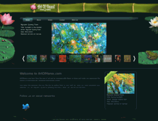 artofhanoi.com screenshot