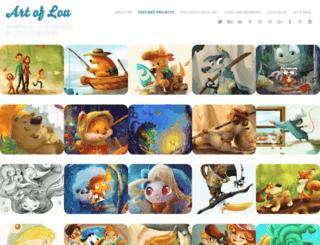 artoflou.com screenshot