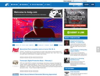 artoftheguillotine.com screenshot