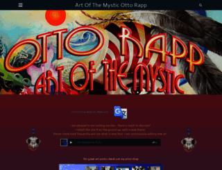 artofthemystic.com screenshot