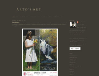 artoisotalo.blogspot.com screenshot
