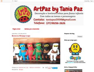 artpazbytaniapaz.blogspot.com.br screenshot