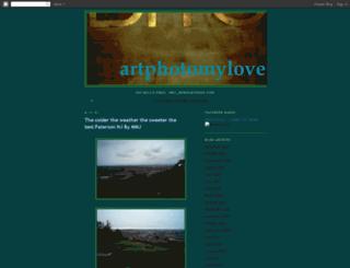 artphotomylove.blogspot.com screenshot