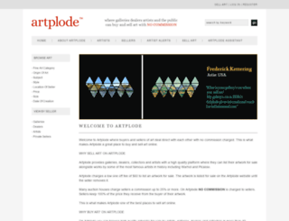 artplode.com screenshot