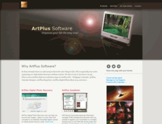 artplus.hr screenshot