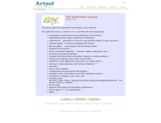 artpol-software.com screenshot