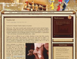 artscenter.info screenshot