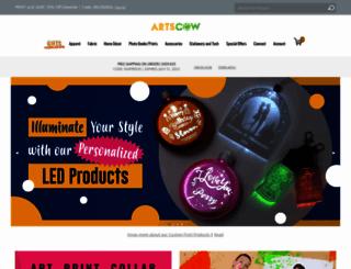 artscow.com screenshot