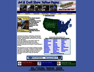 artscraftsshowbusiness.com screenshot
