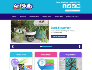 artskills.com screenshot