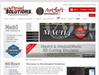 artsoftcontrols.com screenshot