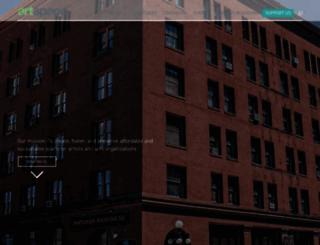 artspace.org screenshot