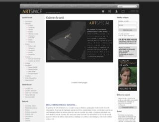 artspace.ro screenshot