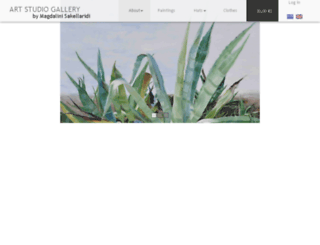 artstudiogallery.gr screenshot