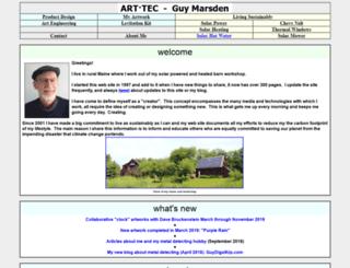arttec.net screenshot