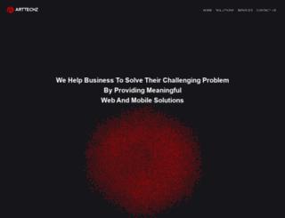 arttechz.com screenshot