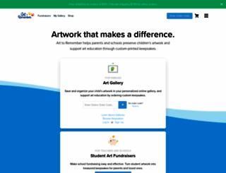 arttoremember.com screenshot