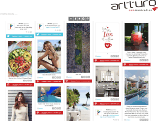artturo.com screenshot