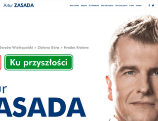 arturzasada.pl screenshot